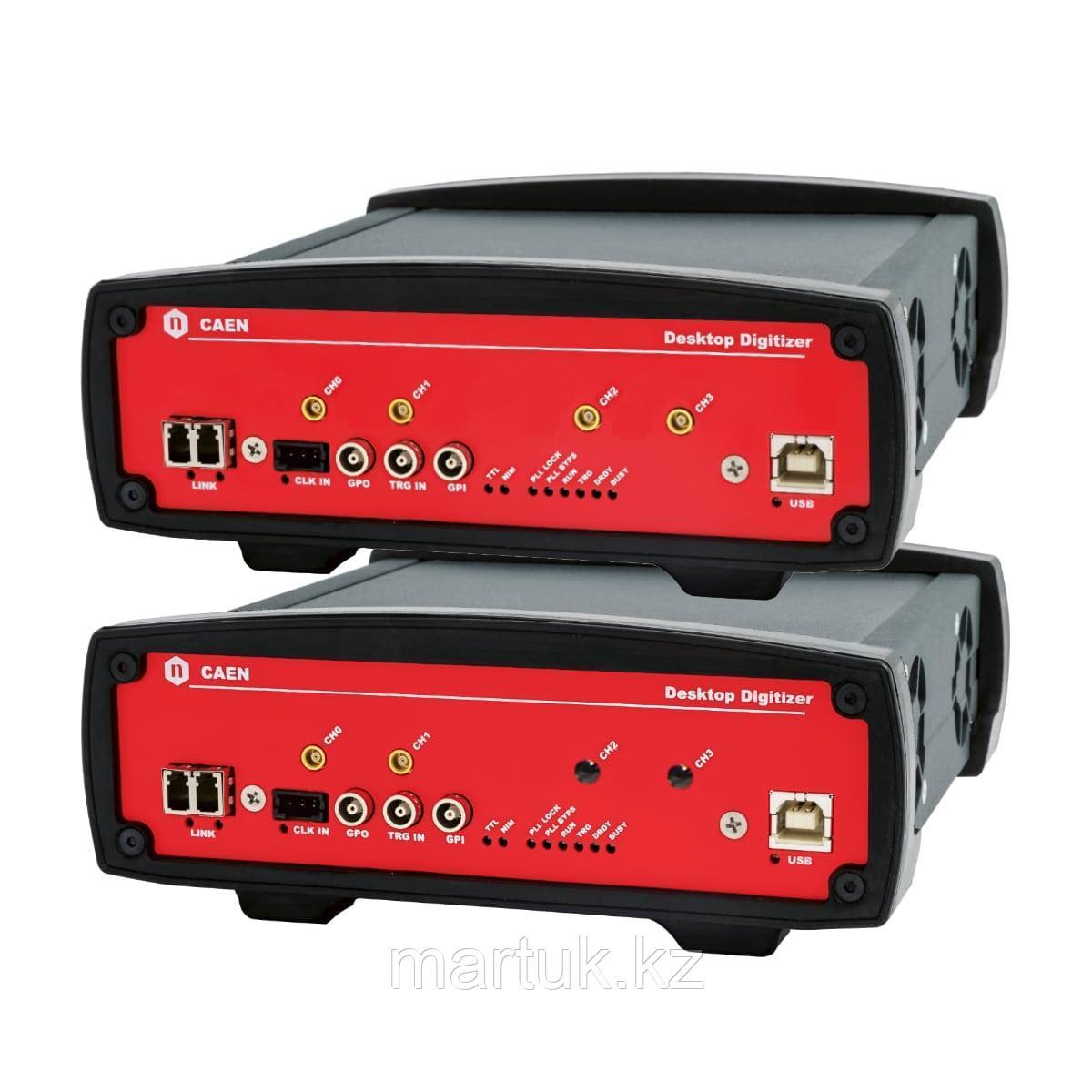 Диджитайзер CAEN 4-канальный 12-битный 250 MS / s