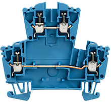 WDK 2.5 ZQV BL Соединитель электрический, Винт