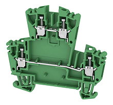 WDK 2.5 ZQV GN Соединитель электрический, Винт