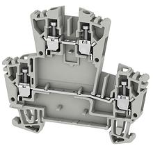 WDK 2.5 ZQV GR Соединитель электрический, Винт