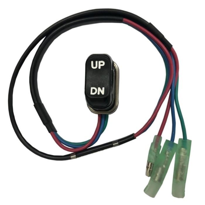 Кнопка трима пульта ДУ Yamaha 703, OEM 703-82563-02
