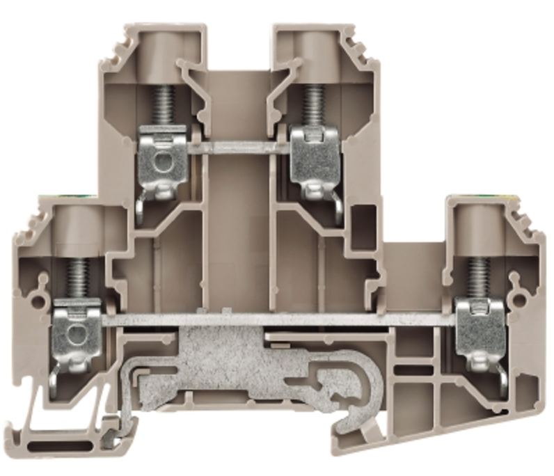 WDK 10 DU-PE Соединитель электрический, Винт