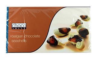 "Молочный бельгийский шоколад ""Ракушки"" CHOCO SWEET 250 гр"