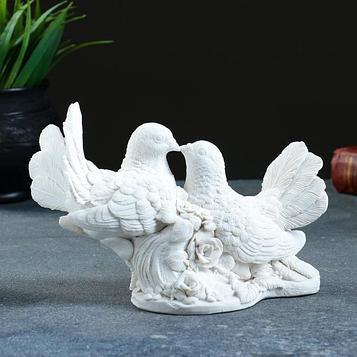 """Фигура """"Пара голубей"""" большие 12,5см"""