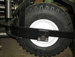 Опорное колесо для скоростного отвала (ДМК , КОРМЗ)