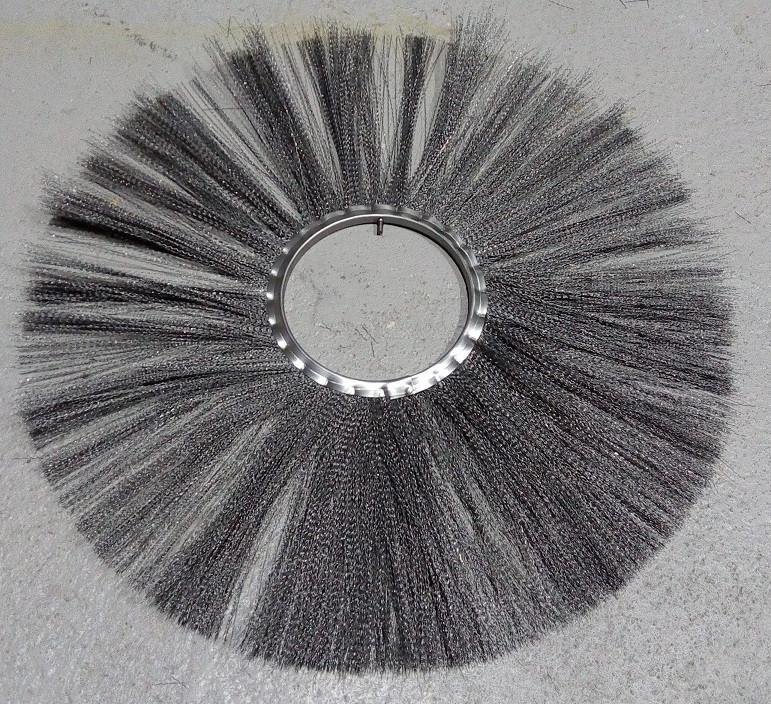 Щеточный диск (180х550-900) МС (металлический) ДЩ-46