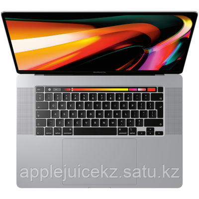 "Apple MacBook Pro 16"" 6 Core i7 2,6 ГГц, 16 ГБ, 512 ГБ SSD, AMD RPro 5300M, Touch Bar, серебристый"