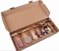 Набор игрушек для котят
