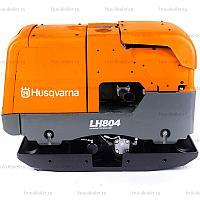 Реверсивная дизельная виброплита Husqvarna LH804