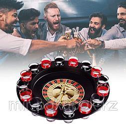 Алкогольная игра для взрослых Пьянная рулетка