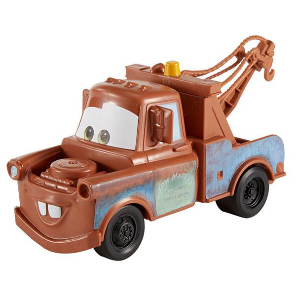 Cars / Тачки Пластиковая модель Мэтр, 12.5 см.