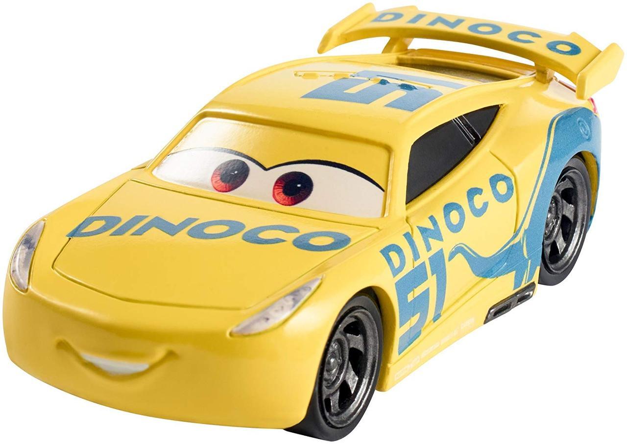 Cars / Тачки Пластиковая модель Крус Рамирес, 12.5 см.