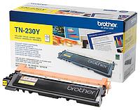Картридж Brother TN-230Y, для Brother HL-3040/DCP-9010/9120 Желтый 1,4к