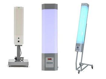 Облучатели и лампы бактерицидные