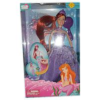Кукла русалка, и в платье.