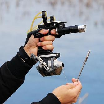 Рыболовная рогатка и комплектующие