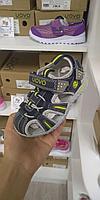 Летние сандалии UOVO 26, графит