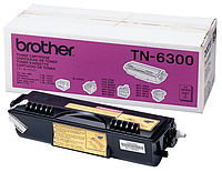 Картридж Brother TN-6300, для HL-1***, MFC-8300/50/600, 9600/800, 3к