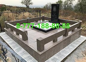Мусульманская могила благоустройство., фото 2