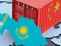 Контейнерные перевозки груза из Китая в Казахстан.