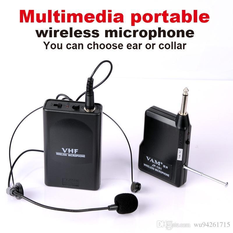 Беспроводной микрофон  VAM JP 101