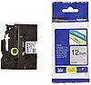 Лента TZe-M931, черным на серебристом м., для принтеров Brother PT-1010, PT-1280VP, PT-D200VP и пр.
