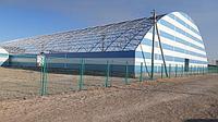 Теннисный центр г. Кызылорда