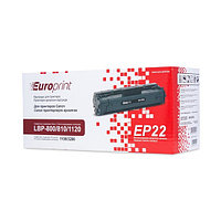Лазерный картридж Europrint EPC-EP22 для Canon LBP-800/810/1120 (Black, 2500 стр)