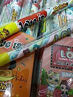 Суфле Косичка разноцветная Mallow Love is, LOL 18 гр., фото 1