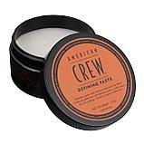 Паста для укладки волос, средней фиксацией и низким уровнем блеска American Crew Defining Paste 85 гр., фото 2