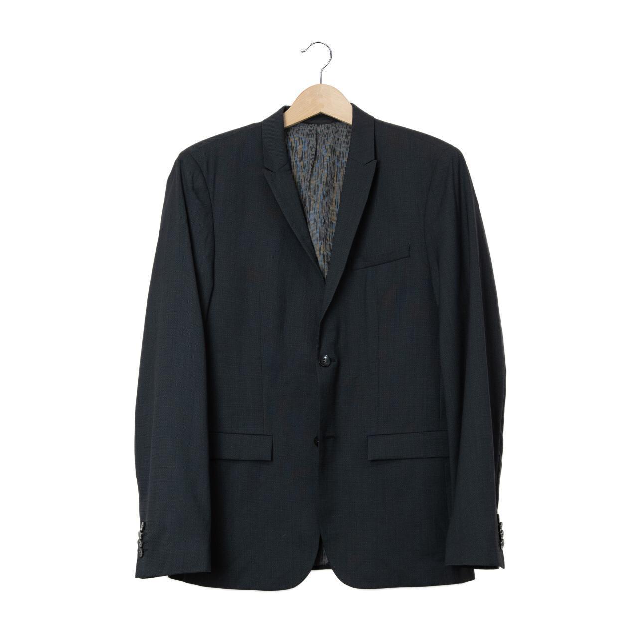 CALVIN KLEIN Мужской пиджак 2000000345482
