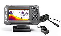 Навигатор-эхолот LOWRANCE Мод. HOOK2-4X GPS