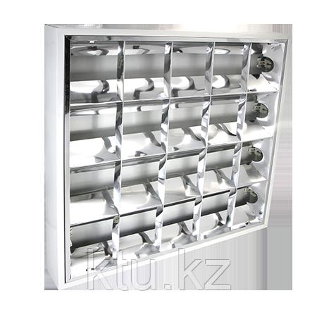 LED ДПО RASTR накладной 4x9W 595x595x75 IP20 MEGALIGHT (2)