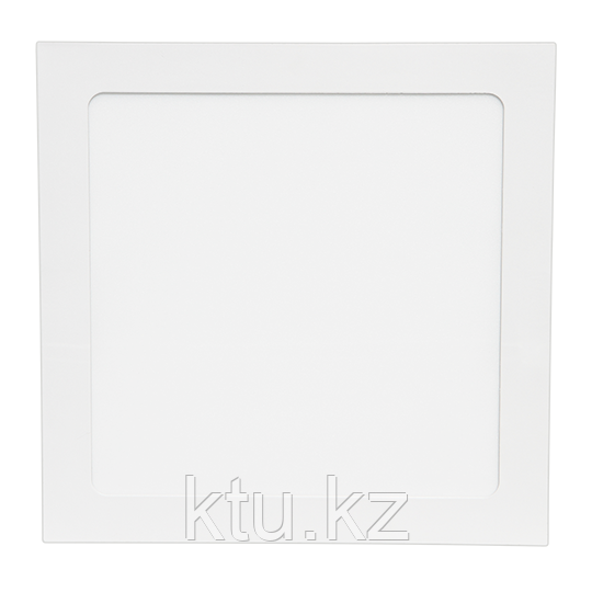 LED СПОТ KVADRO/R встраиваемый 18W 1440Lm 220x220x8,5 4000K IP20 MEGALIGHT (30)