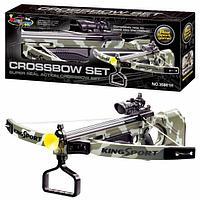 """Детский арбалет """"Crossbow set"""" для детей, фото 1"""