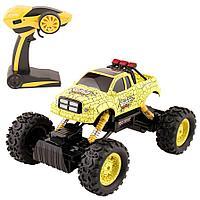 Джип на радиоуправлении Rock Crawler 4WD, фото 1