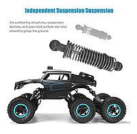 Джип на радиоуправлении Rock Crawler 6WD