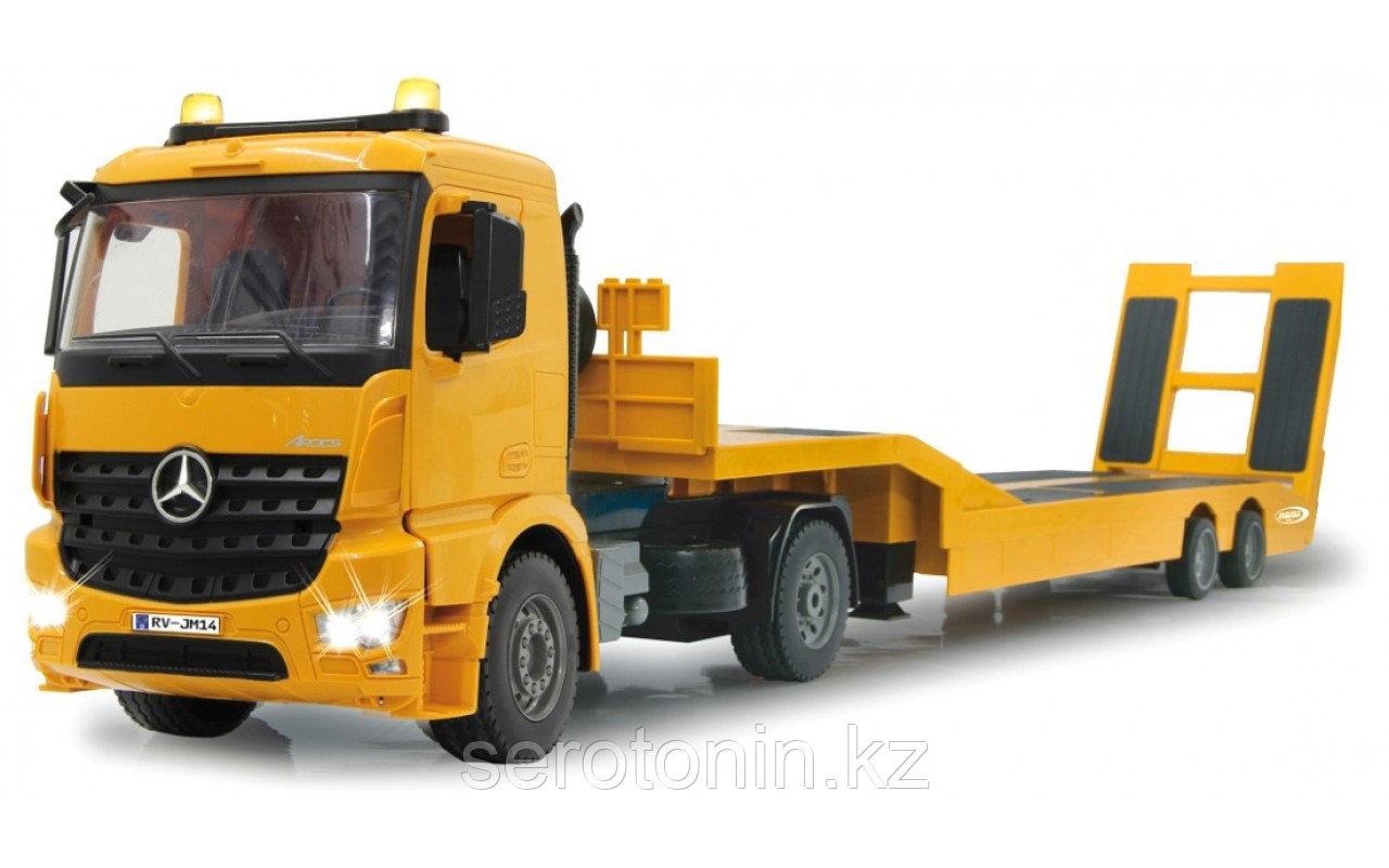 Игрушка грузовик Mercedes-Benz Arocs на радиоуправлении