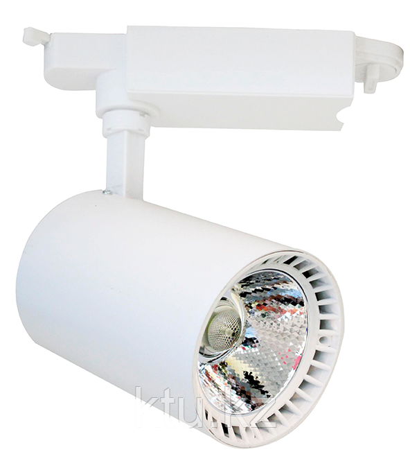LED MARKET (белый) 30W 2400Lm  d87x135 4000K IP20 MEGALIGHT (20)