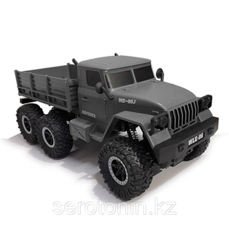 Военный Грузовой автомобиль на радиоуправлении SuLong Toys