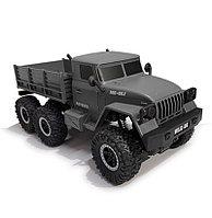 Военный Грузовой автомобиль на радиоуправлении SuLong Toys, фото 1