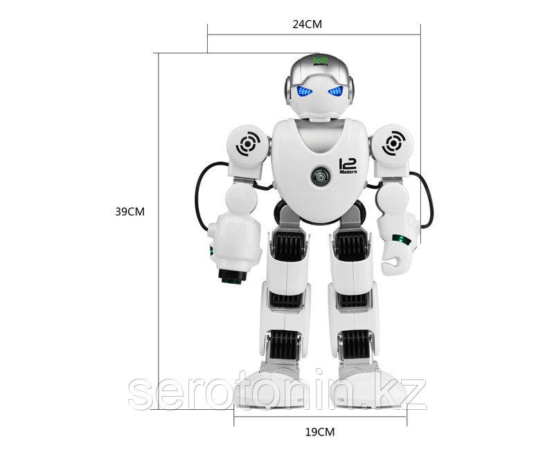 Детская Игрушка Робот на радиоуправлении Alpha Robot