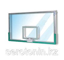 Щит баскетбольный стекло 180х105см