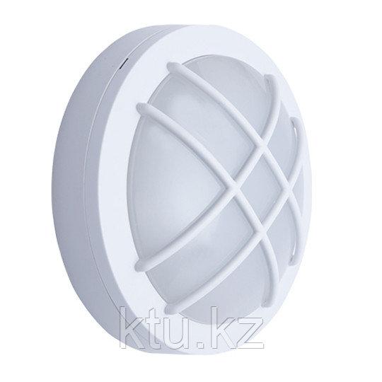 LED ДПБ BLUM-G (серый) 12W 900Lm d170х64 6500K IP65 MEGALIGHT (24)