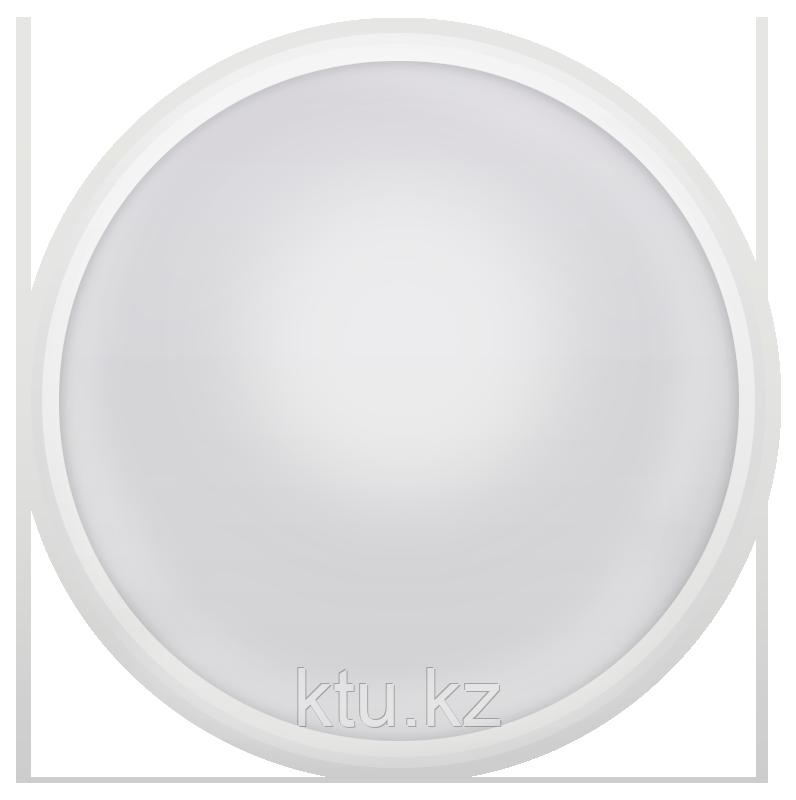 LED ДПО SKAN 18W (МВ датчик движения) 1800Lm d220x98 4000K IP65 MEGALIGHT (20)