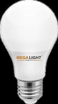 """LED ЛАМПА A50 """"Standart""""   5W 450Lm 230V 4000K E27 MEGALIGHT (100) ***"""