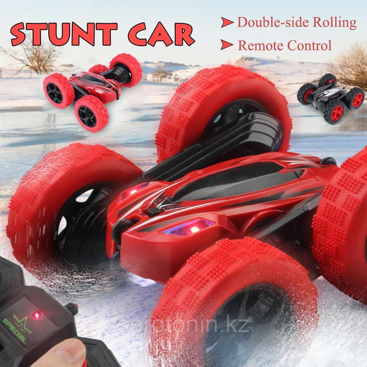 Детская машинка Stunt Car 360 градусов. в ассортименте