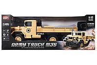 Армейский грузовик M35 детская игрушечная машинка, фото 1