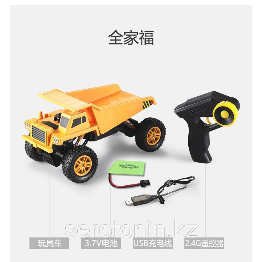 Массивный Детский грузовик Машинка
