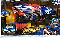 Детский бластер Avengers, фото 1